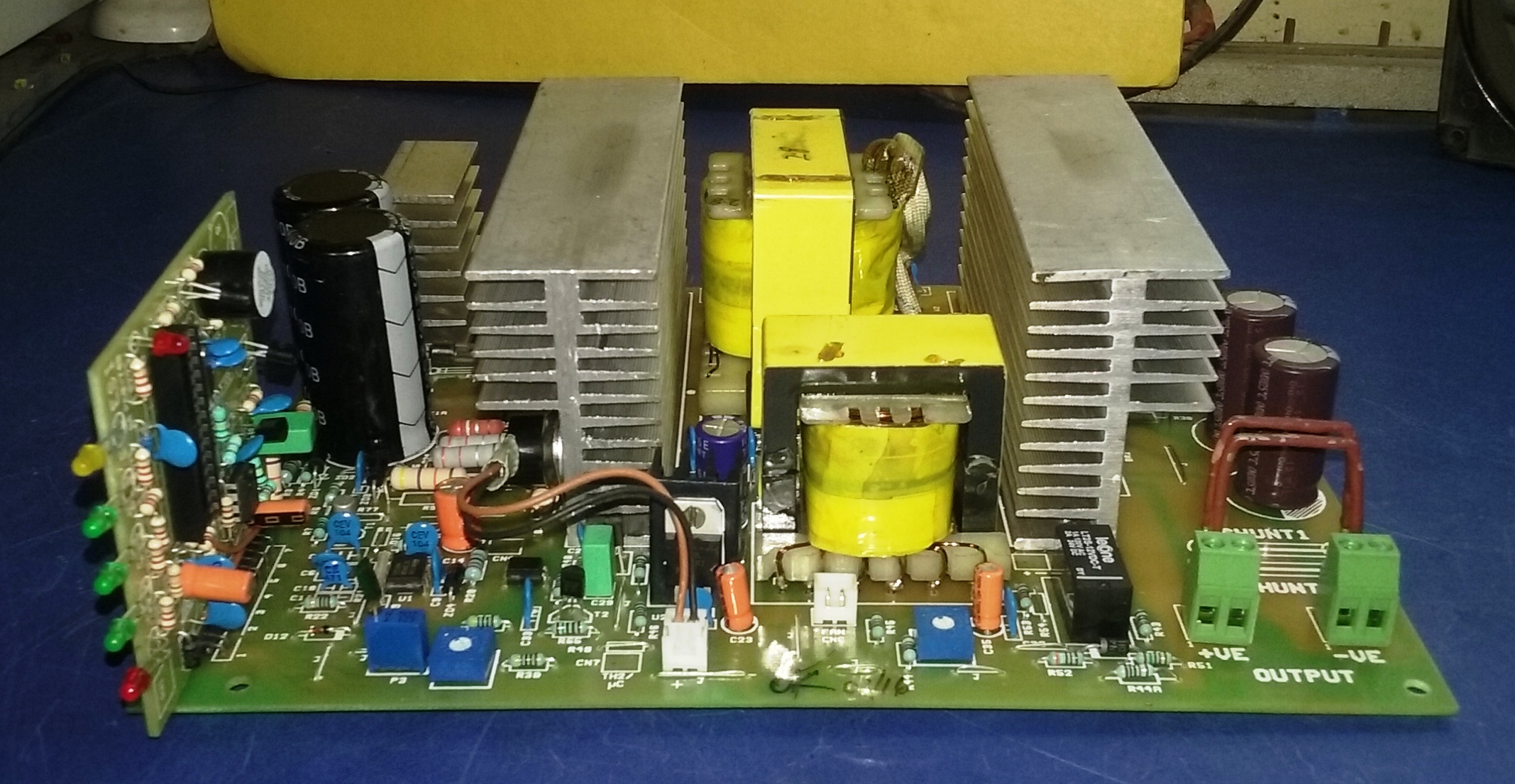 Smps Battery Charger Schematic Diagram Electrical Wiring Diagrams Cell Phone Circuit Fsez1307 Electro Service India Mobile