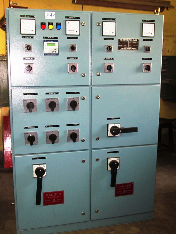 AC & DC Distribution Board - Electro Service India: SMPS